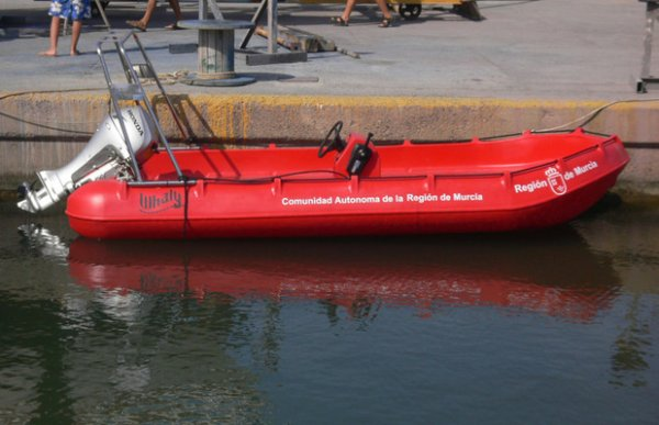 WHALY BOATS - HOLLAND - FROM 2.1 MTR TO 4.35MTR