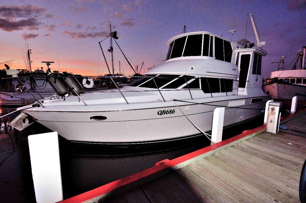 Carver 500 Motor Yacht Luxury cruiser