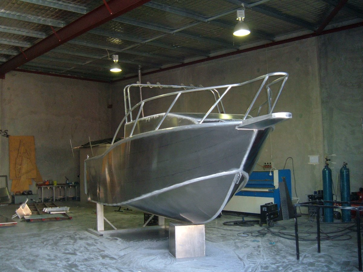 Preston Craft 5.5m