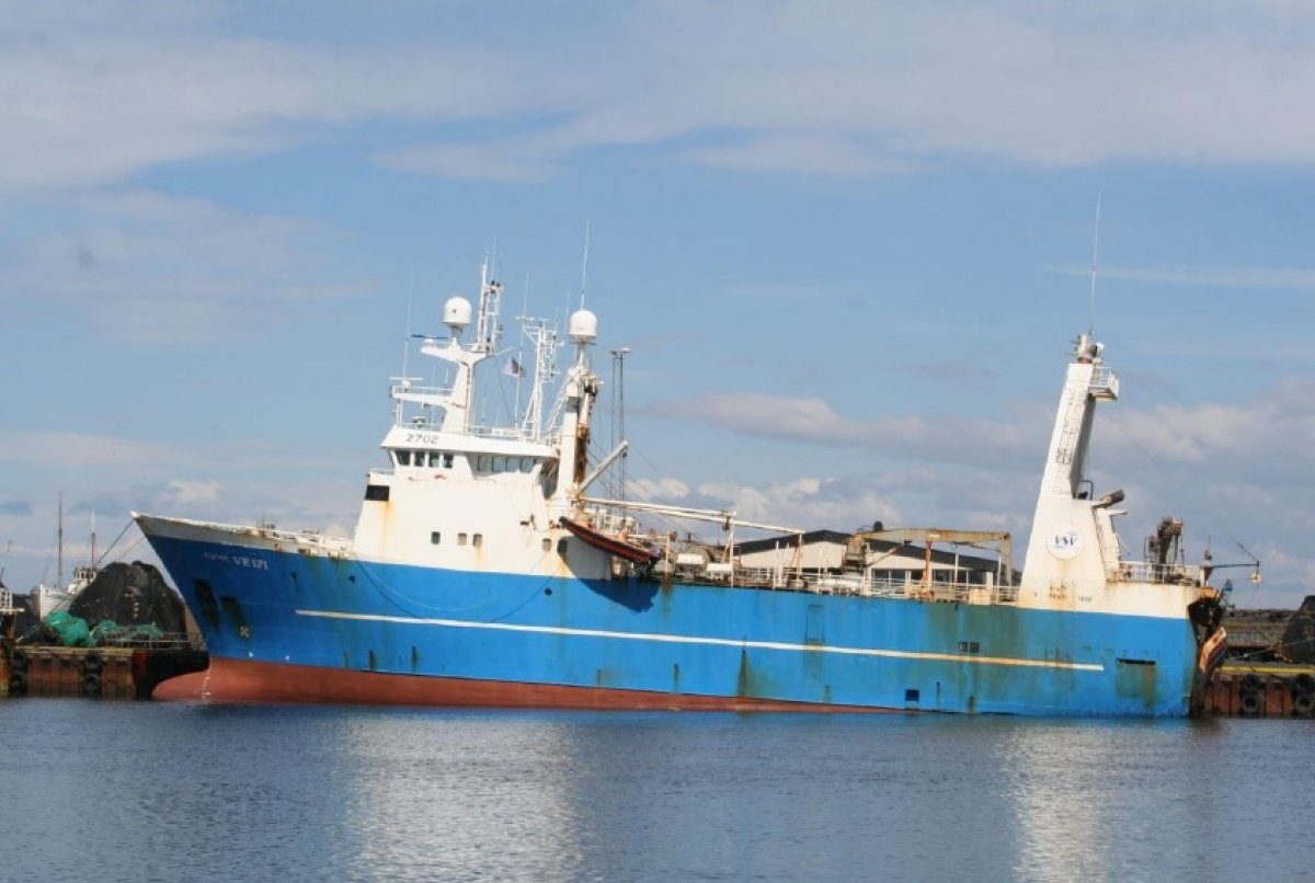 56m Factory Freezer Trawler