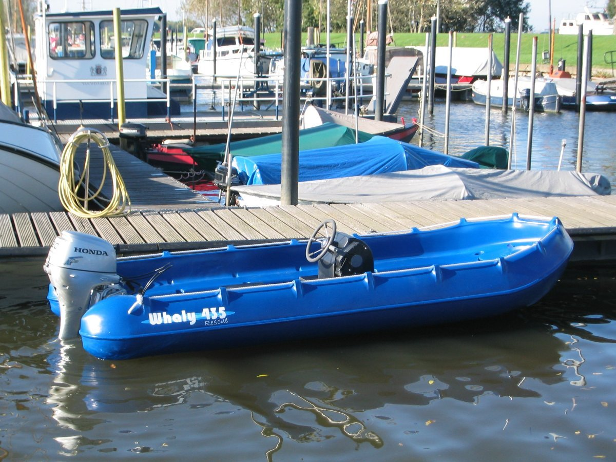 WHALY BOATS HOLLAND