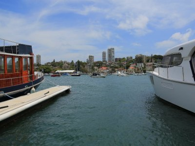 Double Bay Marina Berths - Expressions Of Interest