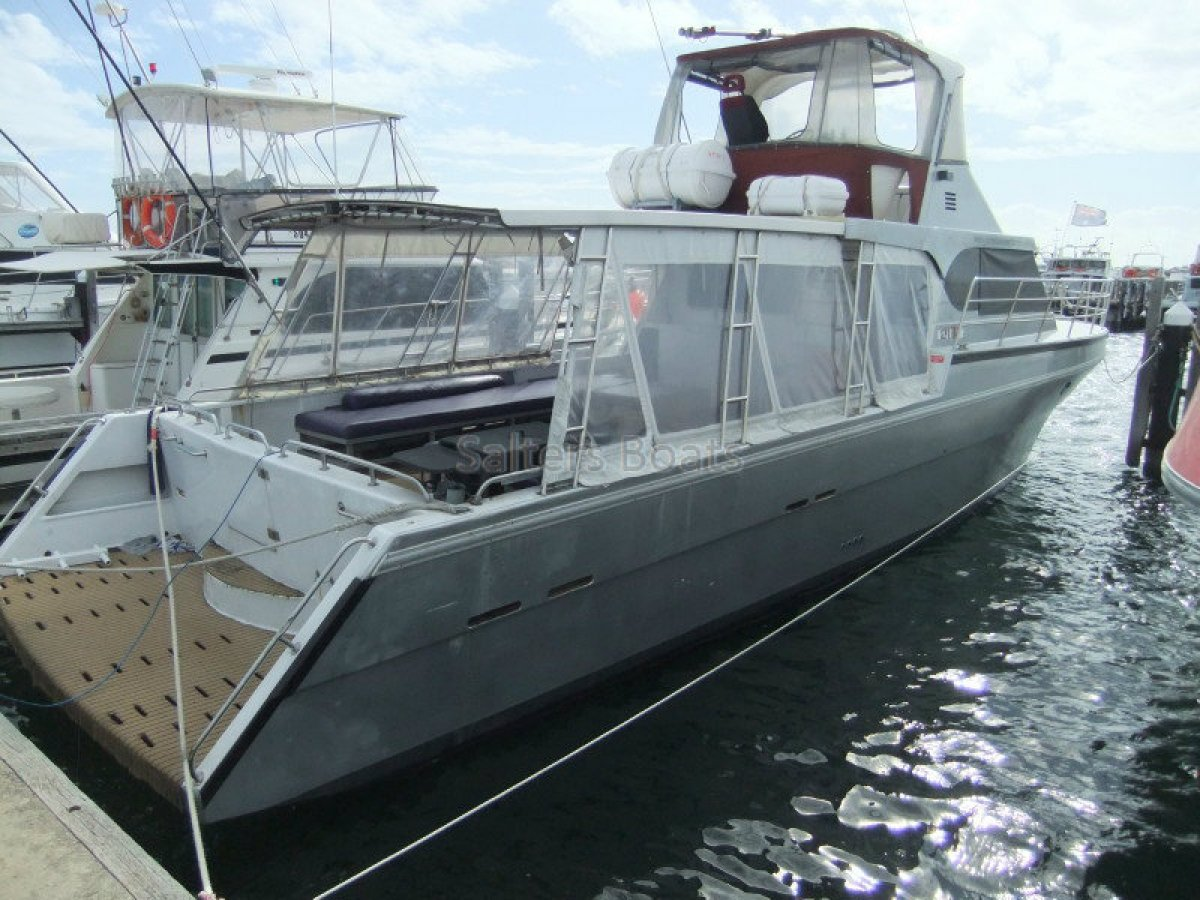 53' New Westcoaster Commercial Charter Vessel