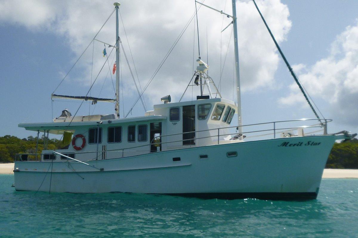 Pilothouse Cruiser