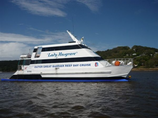 Pacific FLYBRIDGE PASSANGER CATAMARAN