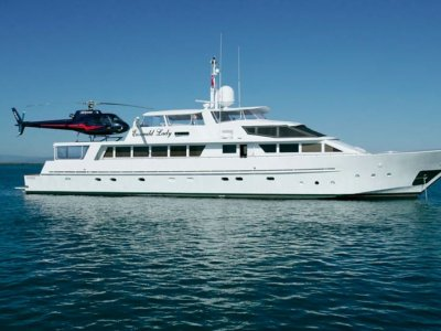 105ft Llyods Ship (Benetti)