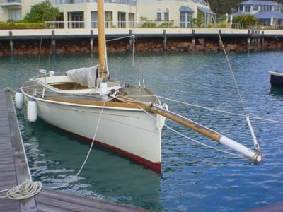 "Couta Boat ""Samanther"" 26'6"""