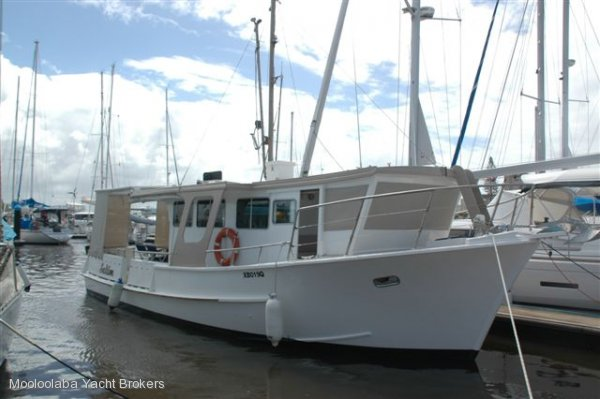 38 ft Timber Classic Custom Cruiser:Trawler Style Cruiser
