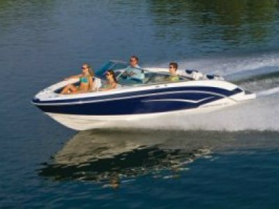 New Chaparral Bowrider VR Vortex Jet Boat