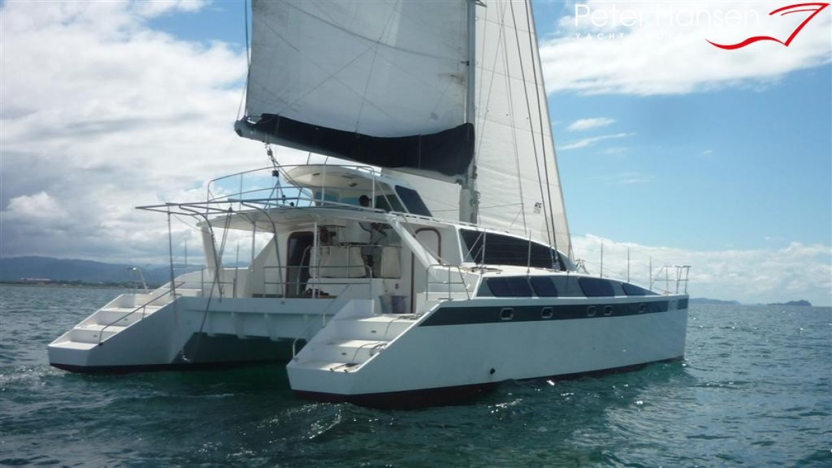 Waller 1480 Cruising Catamaran
