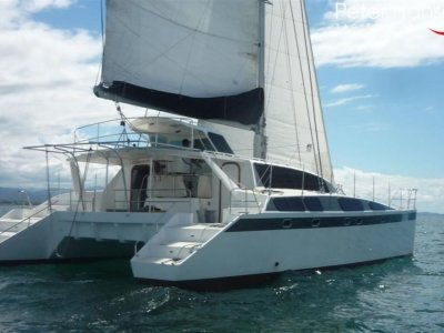 Waller 1480 Cruising Catamaran
