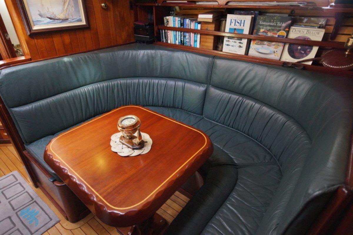 "48' Classic Staysail Ketch ""New Silver Gull"""