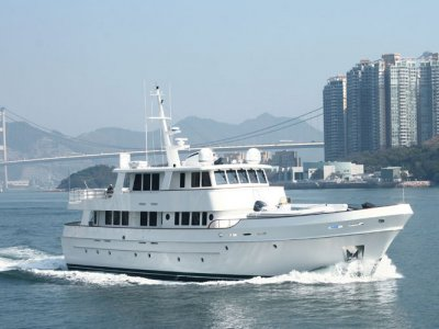New Cheoy Lee Serenity 90 Expedition Motor Yacht