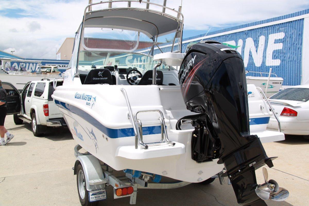 Ocean Master 540 Enterprise