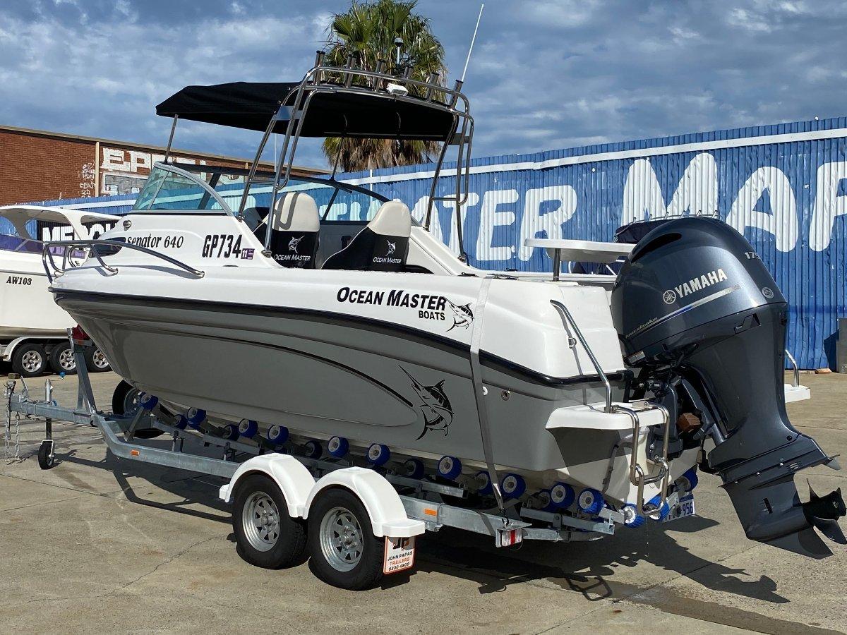 Ocean Master 640 Senator