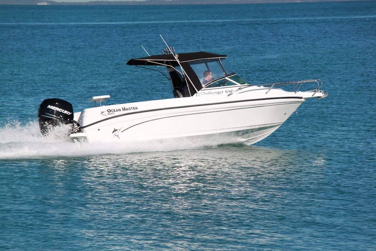 Ocean Master 640 Challenger