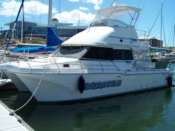 Cougar Cat 38 Flybridge
