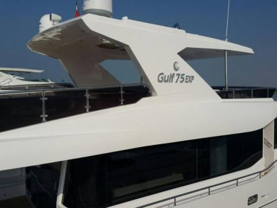 New Gulf Craft 75 Motoryacht - Priced to Sell