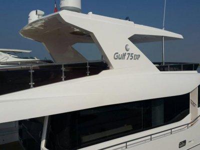New Custom Unused Gulf Craft 75 Motoryacht - Priced to Sell