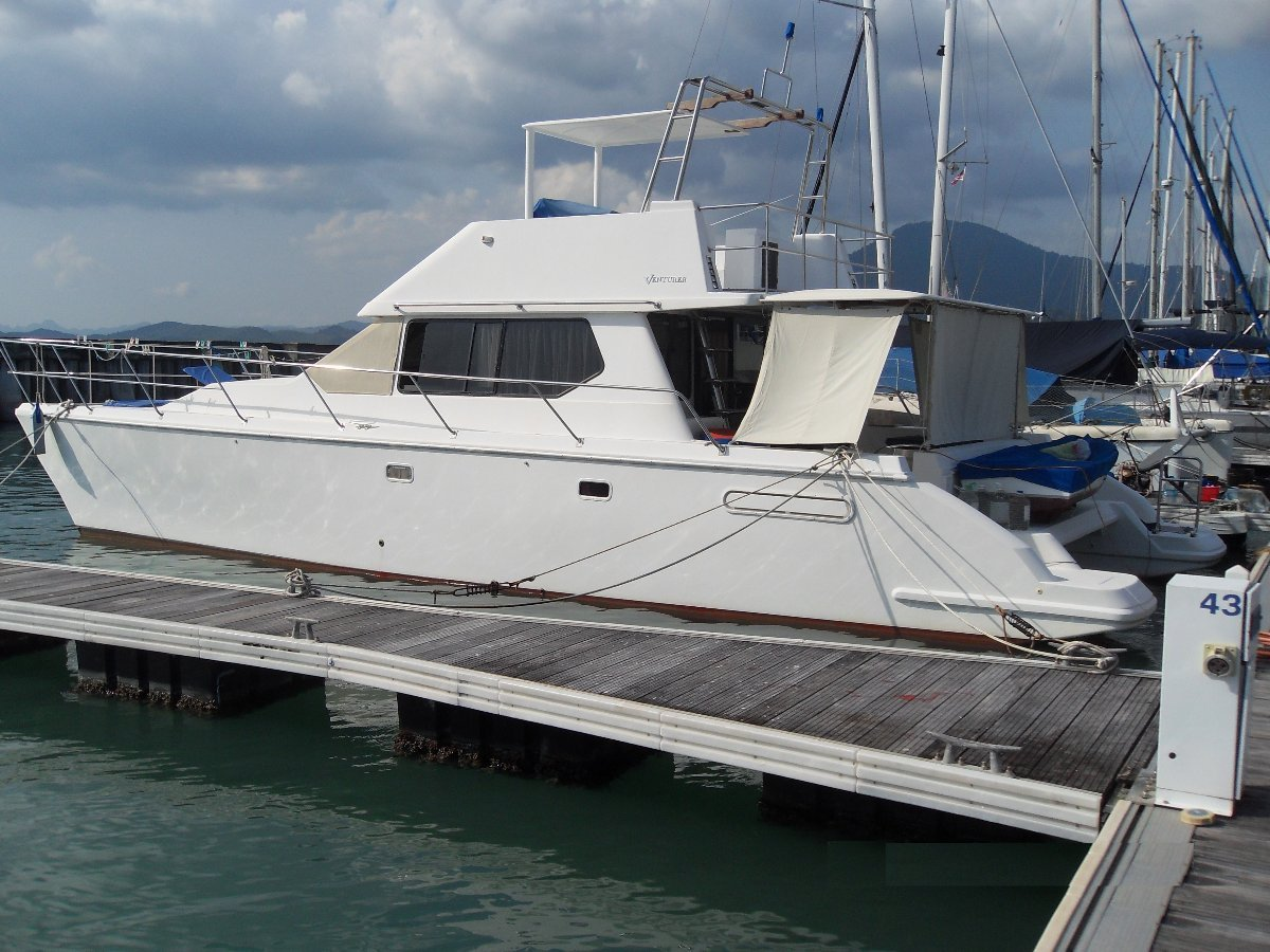 Seawind Venturer 44