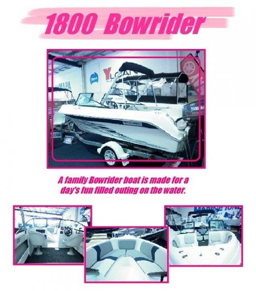 Yalta Craft 1800 Bowrider