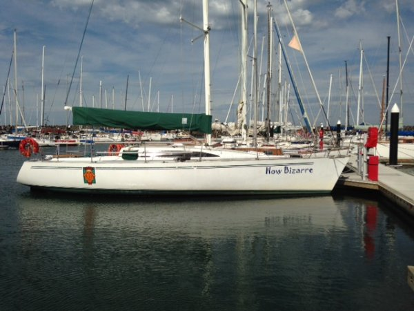 Whiting 36 A Popular Kiwi Design Similar to The Young 88