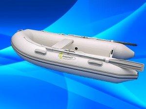 New Barefoot Inflatables Bandit Aluminium Hull Inflatable Ribs