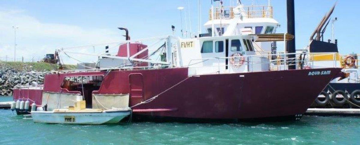 Custom Line Fishing Vessel