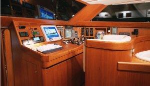 Custom New Zealand Built 28m Performance Sailing Yacht