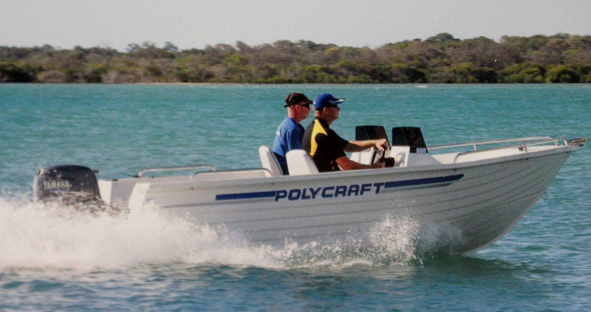 Polycraft 4.50 Drifter Frontrunner