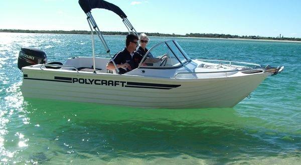 Polycraft 4.50 Drifter Runabout