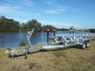 Boat Trailer 6.4m 2800kg Atm