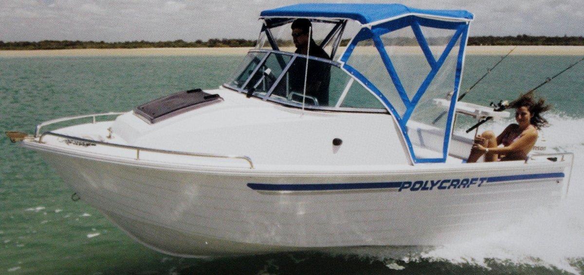 Polycraft 5.30 Warrior Cuddy Cabin