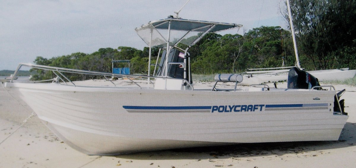 Polycraft 5.99 Frontier Centre Console