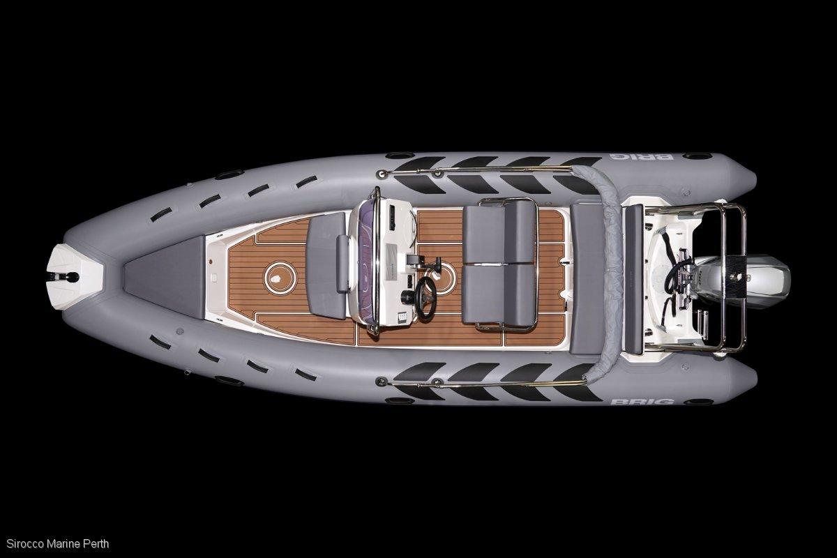 Brig Navigator 610 Rigid inflatable