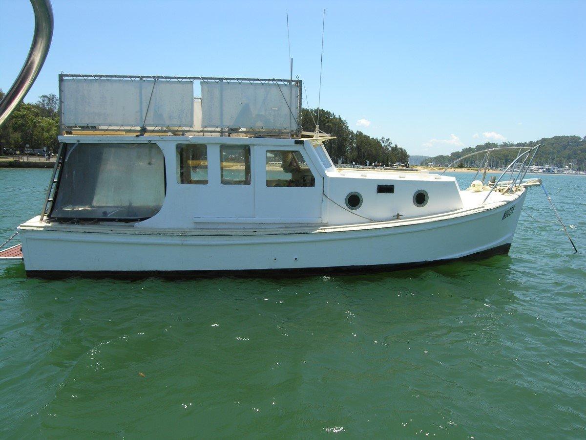 Custom Timber 25 Cruiser