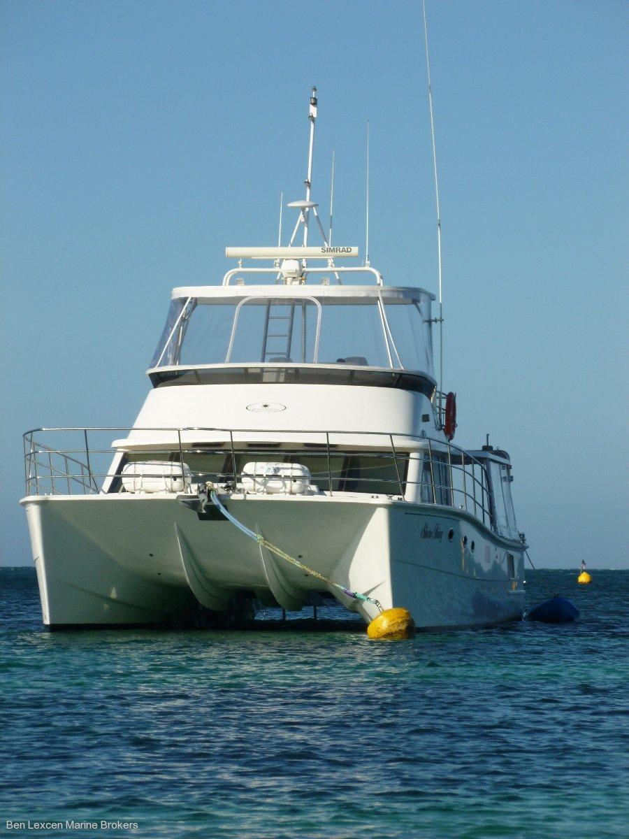 Brava Catamaran Charter