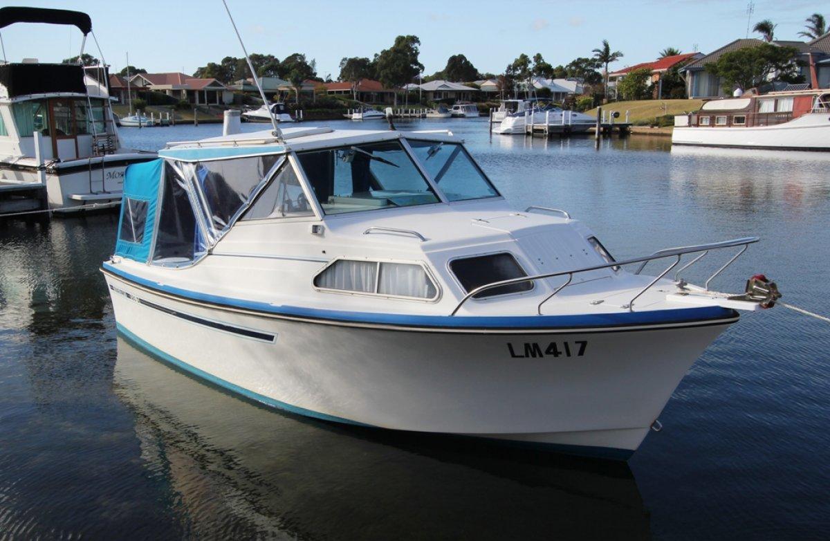 Cruise Craft 580d