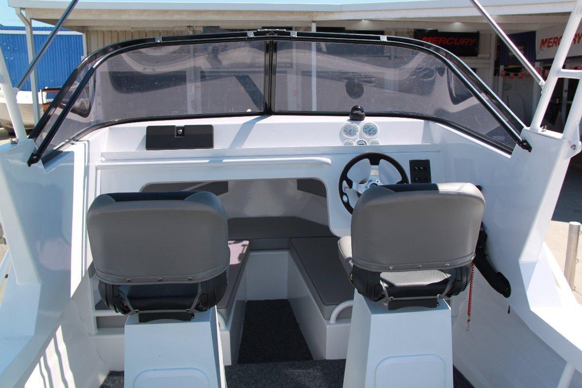 Trailcraft 560 Sportscab