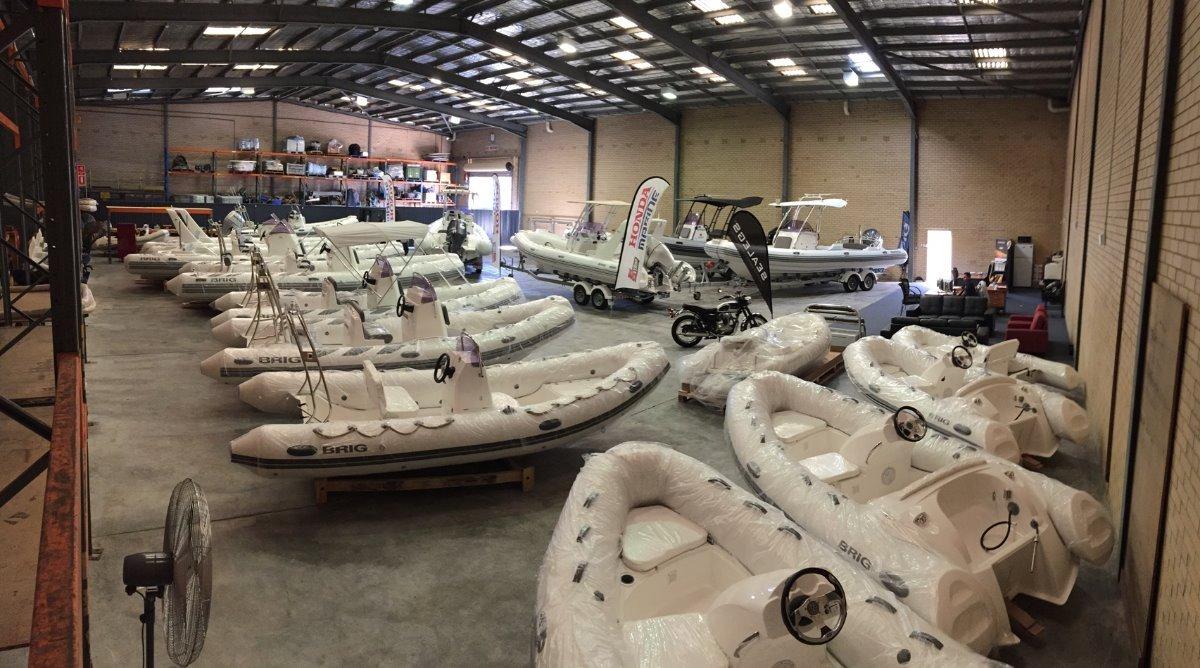 Brig Inflatable Tenders, Sealegs, Wiiliams, Sirocco