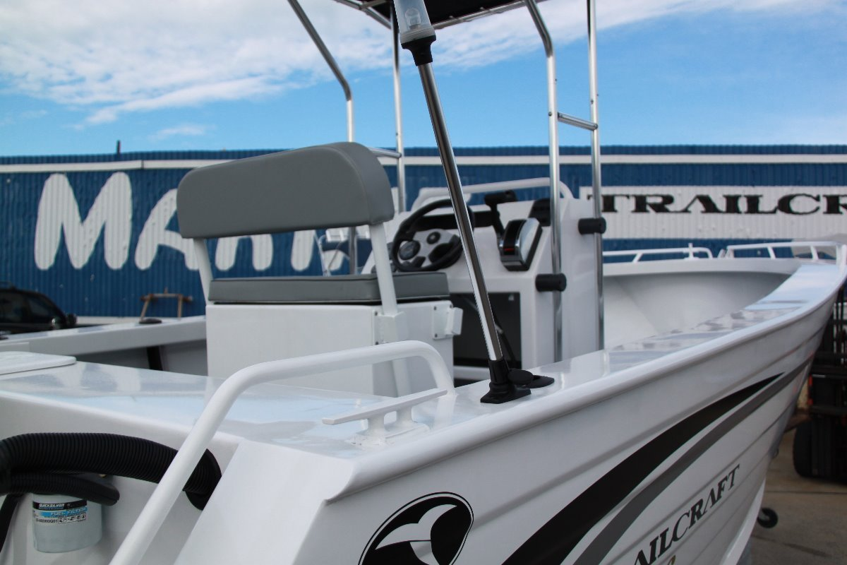 Trailcraft 590 Centre Console