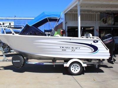 New Trailcraft 500 Runabout