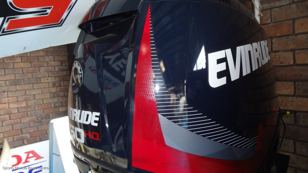 EVINRUDE 90-250HP OUTBOARDS