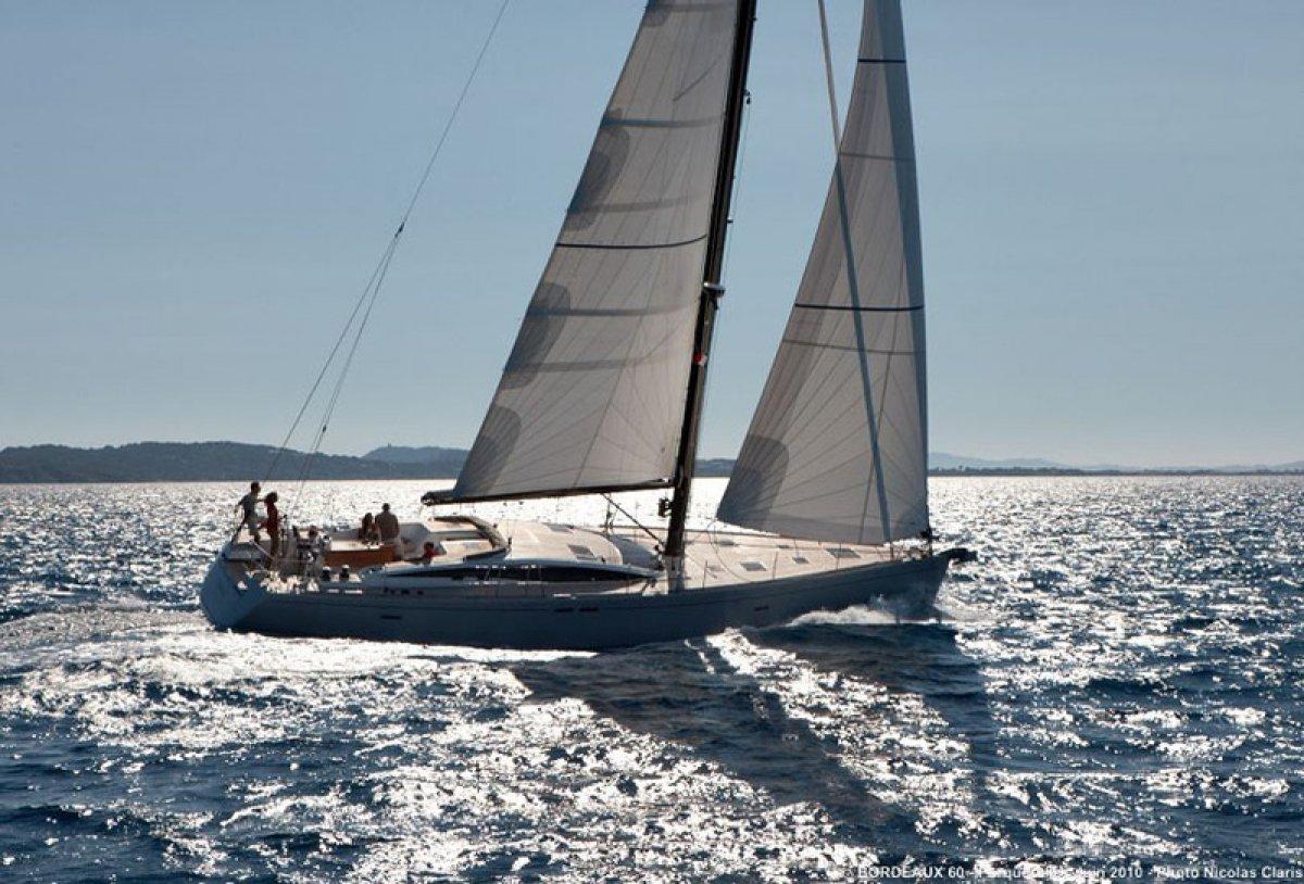CNB Yachts Bordeaux 60 Mini super yacht