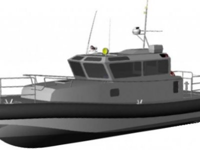 New Kits - Alloy Passenger Vessels