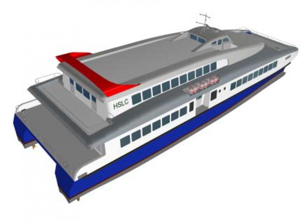KITS - Alloy Passenger Vessels
