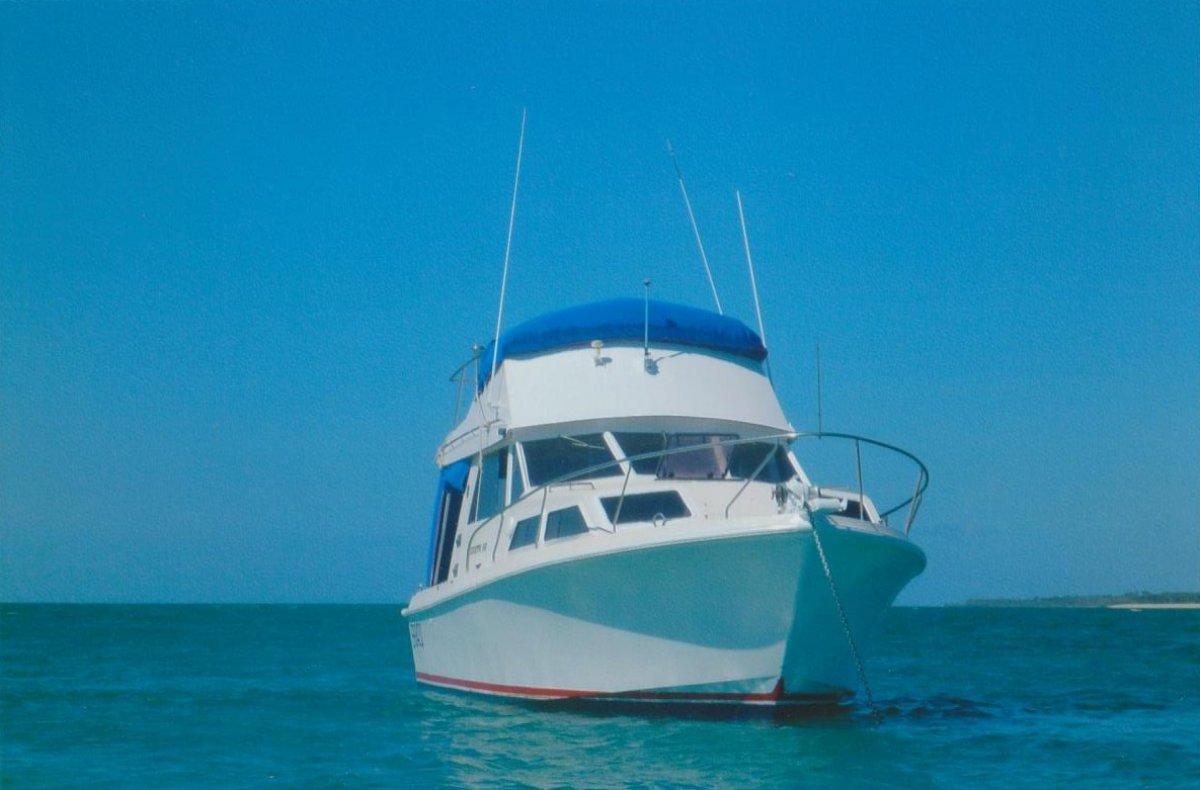 Cruise Craft Executive 800
