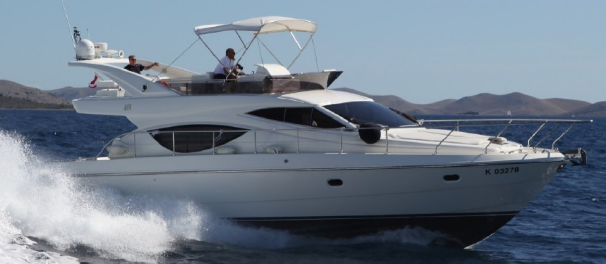 Ferretti 500 Elite Motor Yacht