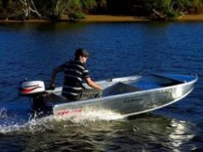 New Stacer 319 Proline Short Shaft Tinnie/Dinghy Hull Only