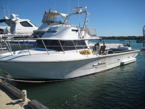 Harriscraft 14.3m Harris Craft Fishing Boat